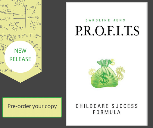 childcare book - PROFITS - Childcare Success Formula