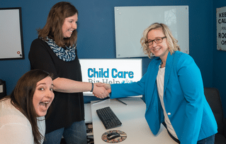 child care consultant - Caroline Jens