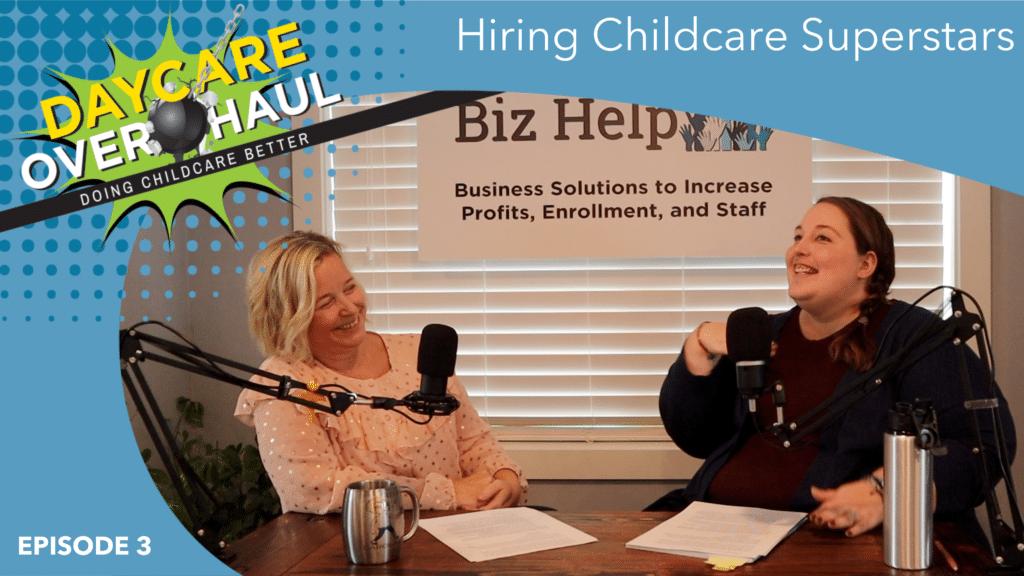 hiring childcare employees