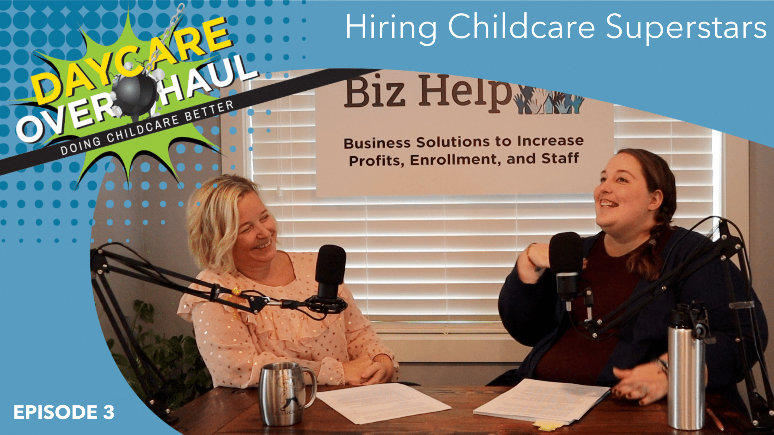 hiring childcare employees