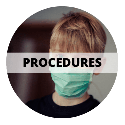 Procedures and process to fight against COVID