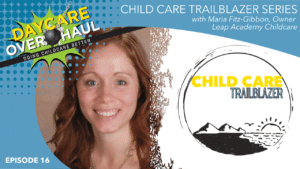 childcare trailblazer maria